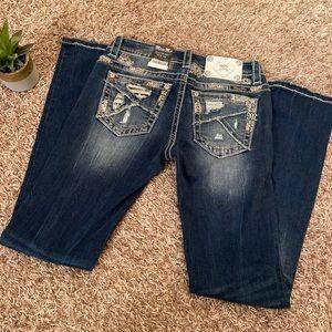 MissMe Jeans 26x31